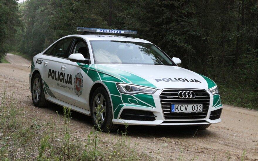 """Lietuvos policijos """"gudrybė"""", kuri padės išvengti baudų už greičio viršijimą"""