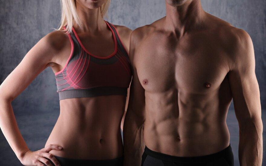 Ruošiame kūną vasarai: 5 trenerės patarimai tobulam pilvo presui