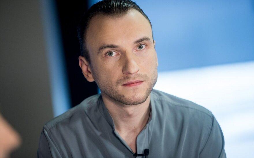 Tapytojas Algimantas Černiauskas