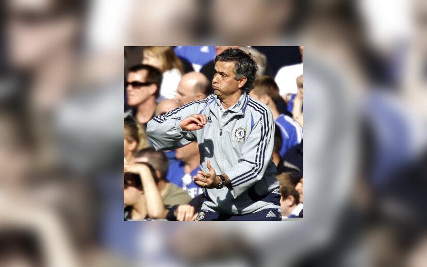 "Jose Mourinho (""Chelsea"")"