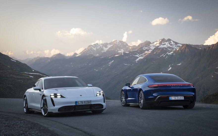 """""""Porsche Taycan"""""""
