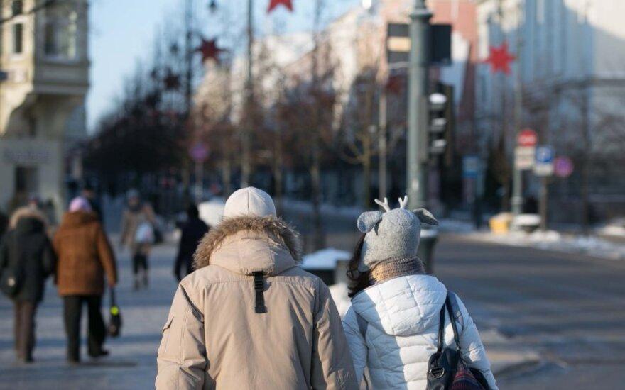 Orai: apsirenkite šilčiau, į Lietuvą trumpam užsuks žiema