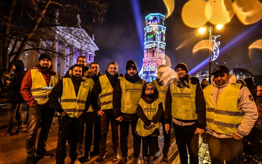 Seimas spręs, ar gruodžio 5-ąją paskelbti atmintina Padėkos savanoriams diena