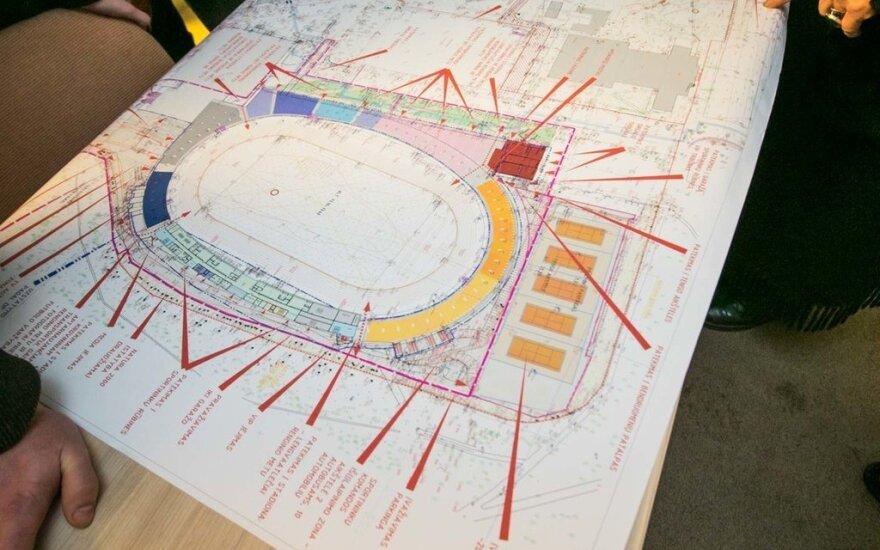 Teismas pradeda nagrinėti Kauno stadiono rekonstrukcijos konkurso bylą