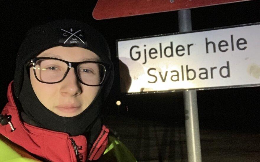Lietuvis tapo jauniausiu keliautoju, pabuvojusiu šalia Šiaurės ašigalio: didžiausias iššūkis – baltosios meškos