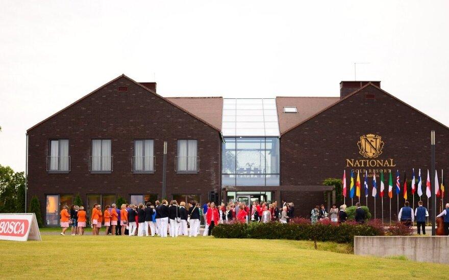 Klaipėdoje prasidėjo Europos golfo čempionatas