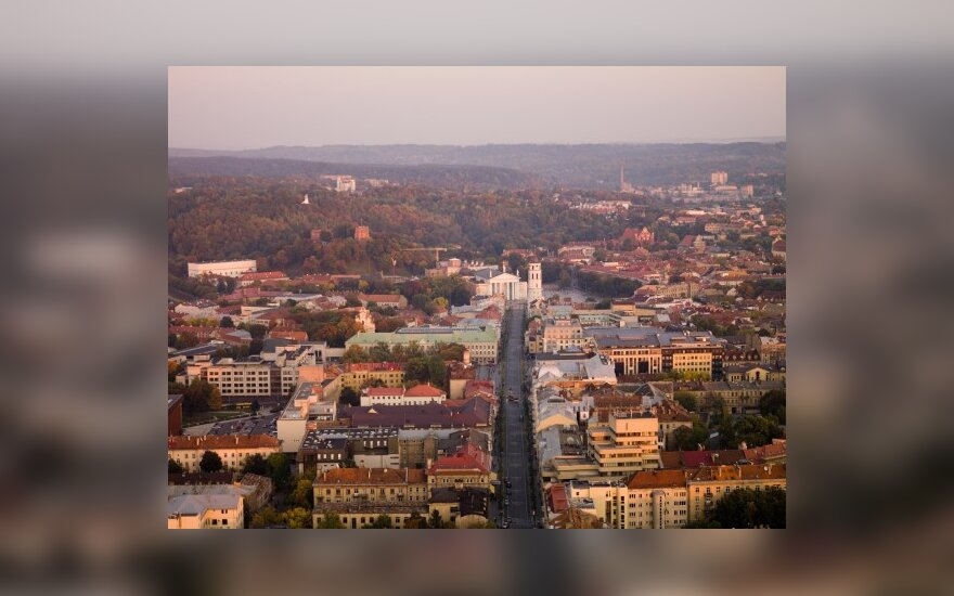 Lietuviškų prekių Gedimino prospekte bus daugiau