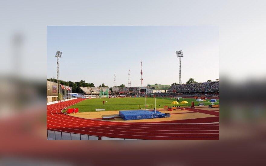 Lietuvos rinktinė ateityje gali grįžti ir į Kauno stadioną