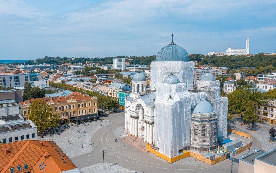 Atsinaujina vienas ryškiausių Kauno akcentų – Soboras: išplės veiklą ir pritaikys visuomenės poreikiams