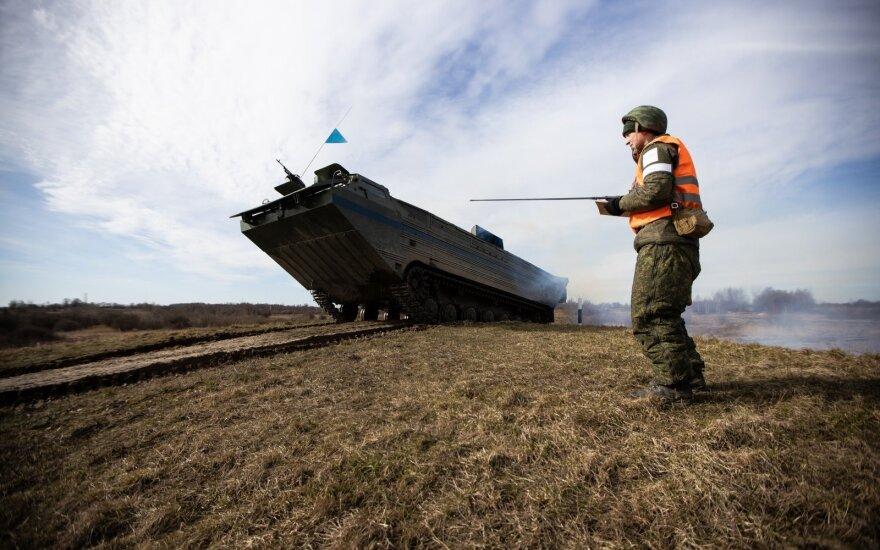 Leonidas Beršidskis: pažvelkim į ginklų prekybą. Kremliui – skaudus smūgis