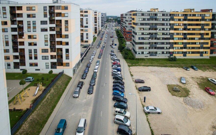 Vilniaus jaunimas tuoj pritrūks oro toliau pūsti būsto kainas