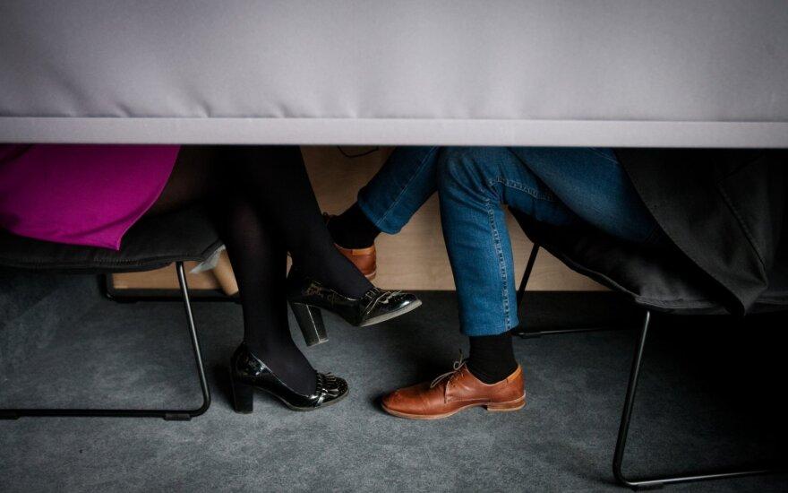 Kaip darbo pokalbis pavirsta į nemokamą konsultaciją