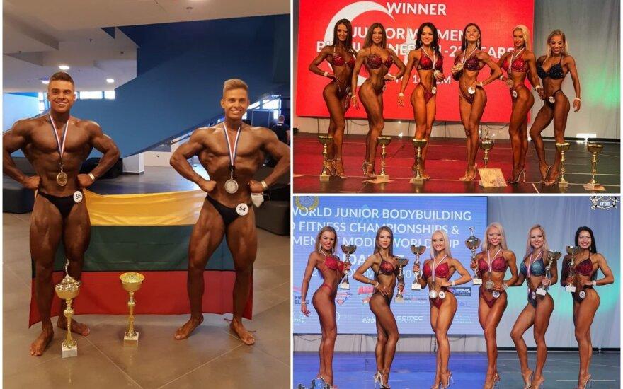 IFBB pasaulio jaunimo čempionatas / FOTO: IFBB.lt
