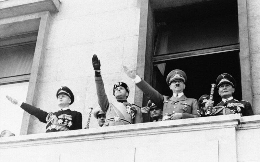 Kaip pačiame nacių intrigų sūkuryje atsidūręs vyras sugebėjo pabėgti