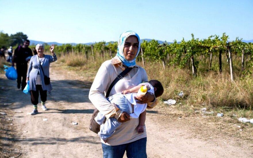 K. Girnius. Pabėgėliai – didesnė problema nei Rusijos invazija