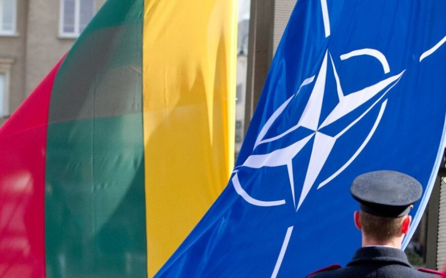 Lithuania to contribute to NATO's Ukraine support fund