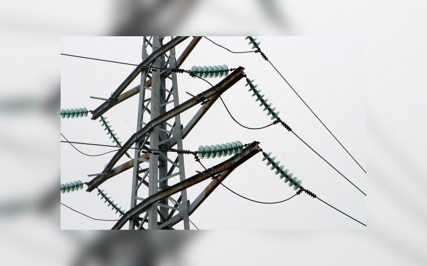 Kad elektros kaina nepatrigubėtų
