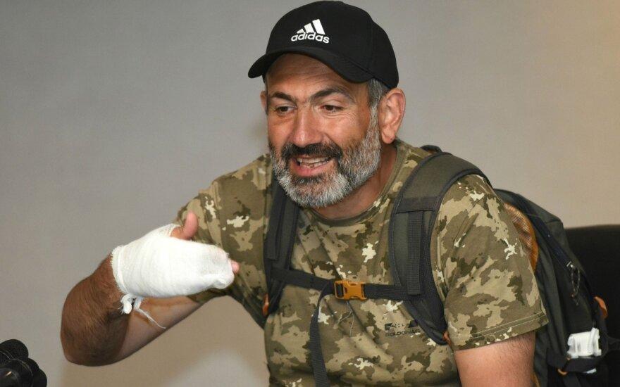 Nikola Pašinianas