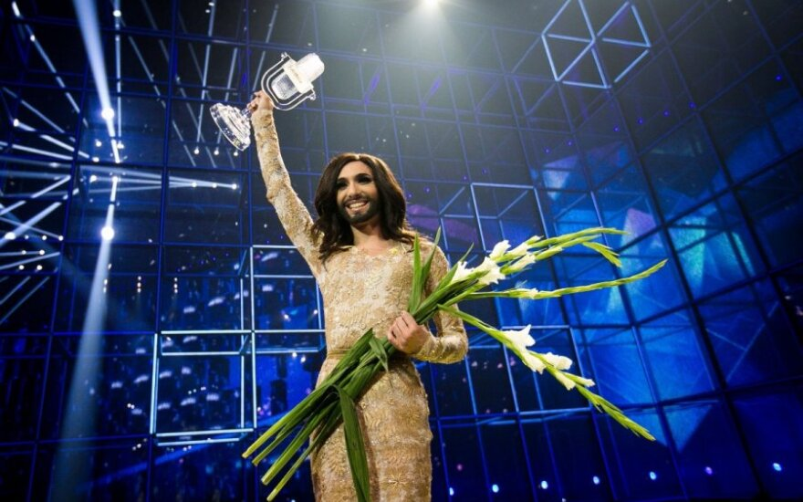 """""""Eurovizijos"""" aidai: konservatorius giria Rusiją"""