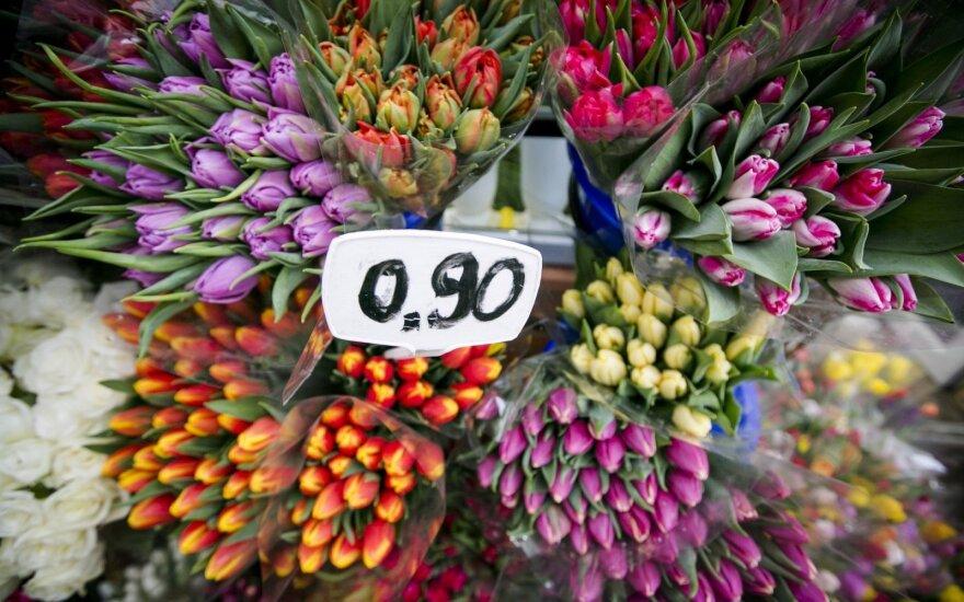 Palygino kainas dabar ir prieš 3 metus: lietuviams – kad tik paverkti