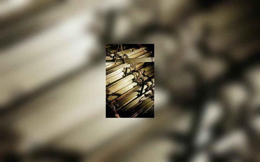 metalo laužas