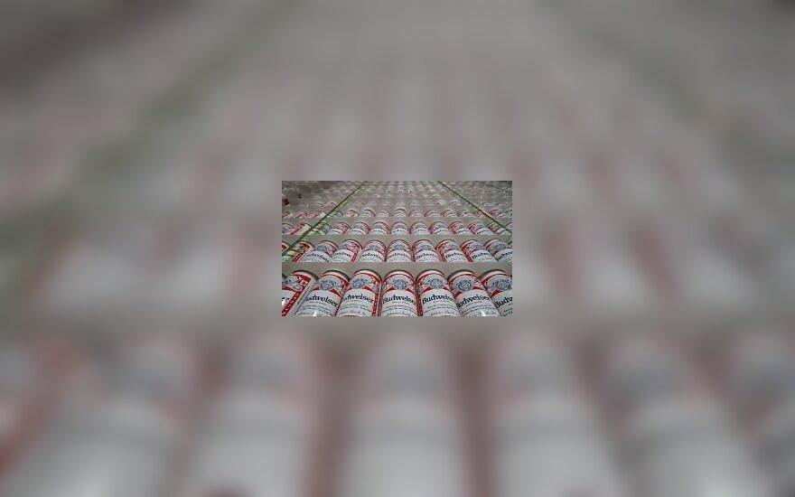 "ES teisme JAV bendrovė pralaimėjo bylą dėl ""Budweiser"" prekės ženklo"