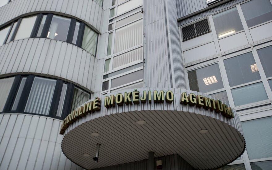 Nacionalinė mokėjimo agentūra ketina įdarbinti 40 specialistų