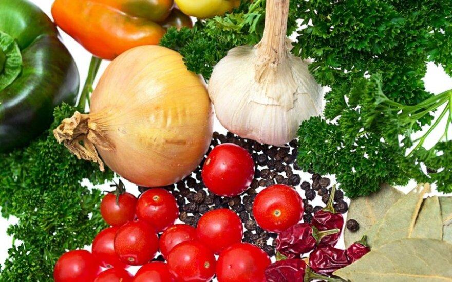 Kaip daržoves ilgiau išlaikyti šviežias?