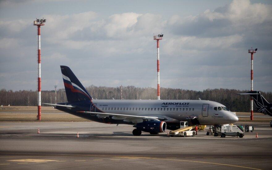 ICAO: dėl koronaviruso protrūkio oro linijų keleivių skaičius gali sumažėti net 1,2 mlrd.