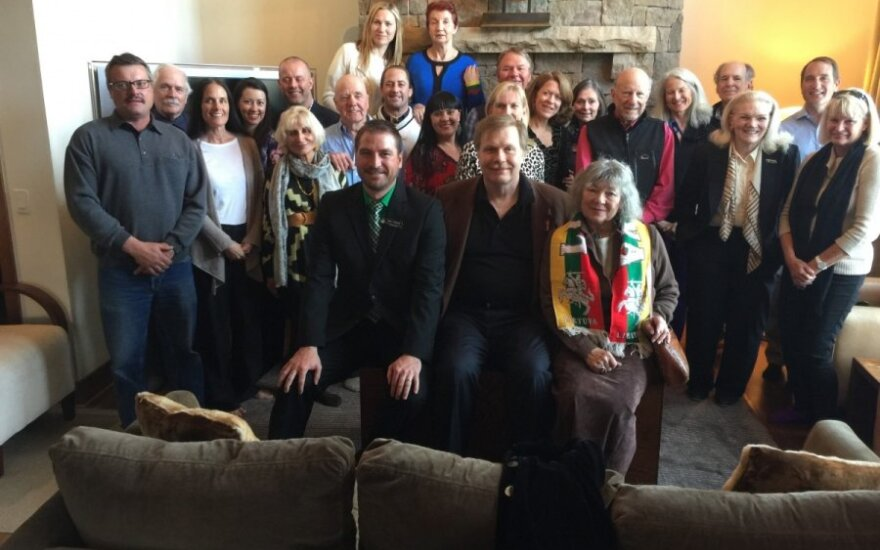 Lithuanian Independence Day celebrated in Aspen
