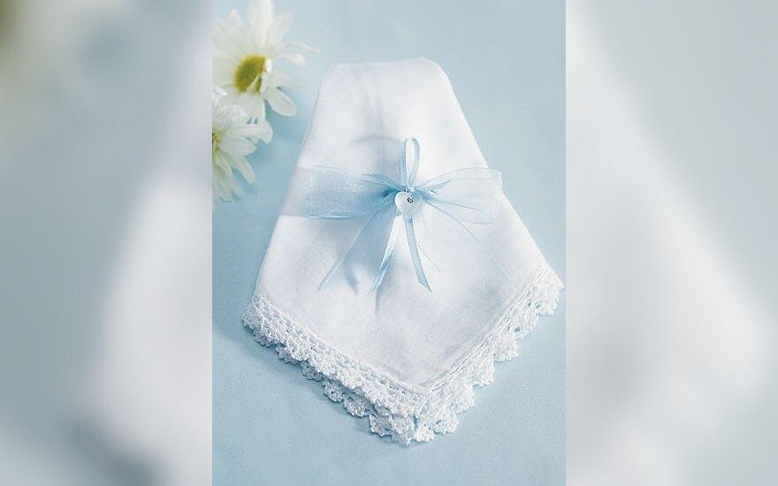 Vestuvės, nosinaitė