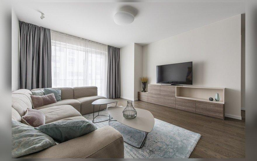 Lietuvoje pernai įrengta 10,9 proc. daugiau naujų butų