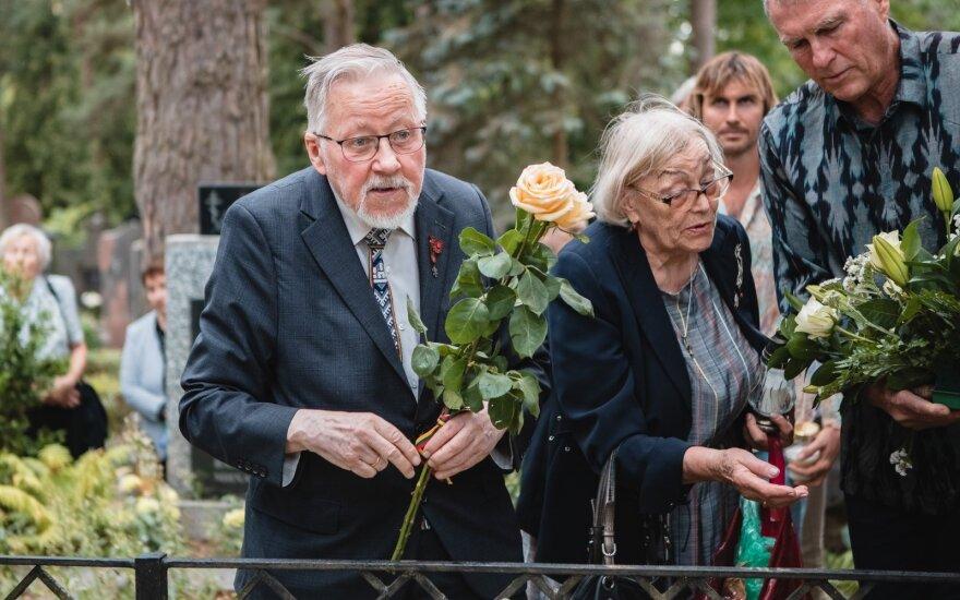 Kaune laidojami Gabrieliaus Žemkalnio-Landsbergio palaikai