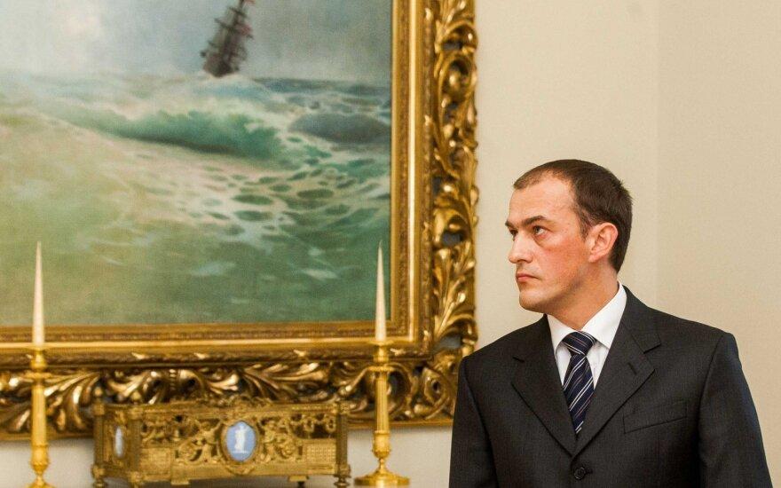 Seimas pritarė Žydrūno Bartkaus kandidatūrai į STT vadovus