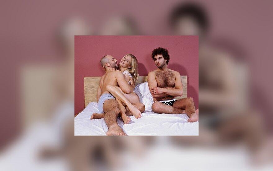 Polyamory házas és randevú s02e01 néz online