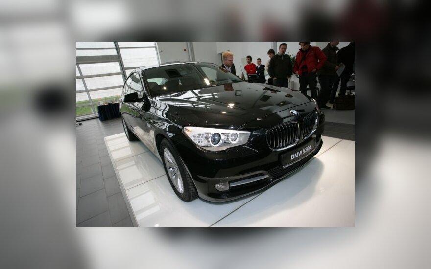 BMW 5-os serijos Gran Turismo