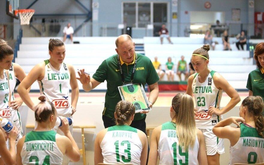Europos jaunių čempionate – netikėta lietuvių nesėkmė
