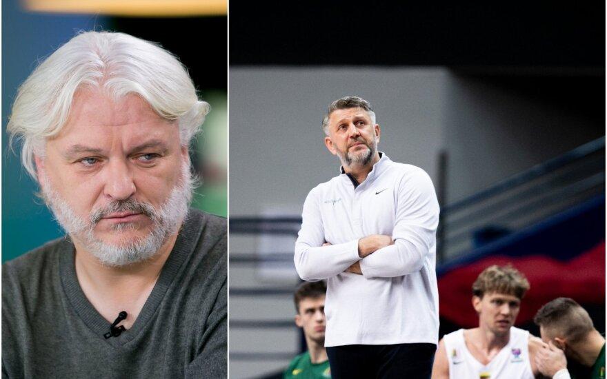 Nerijus Kesminas ir Lietuvos krepšinio rinktinė