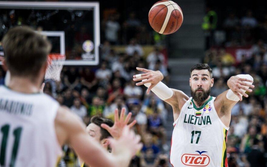 Despite amazing comeback Lithuania drops to Australia