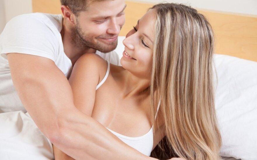 10 stipresnės erekcijos paslapčių
