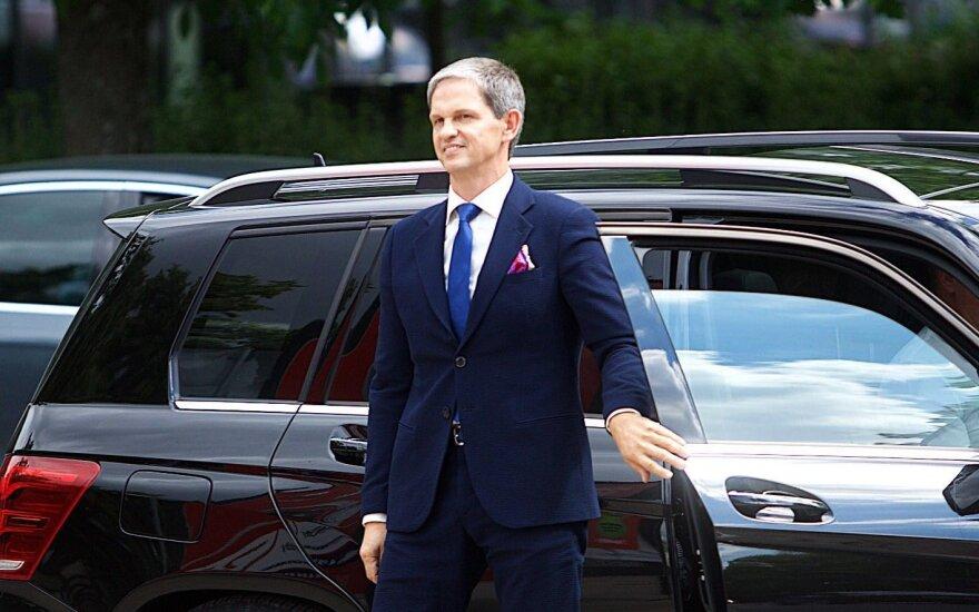 Nerijus Numavičius now owns about 75% of Vilniaus Prekyba Group