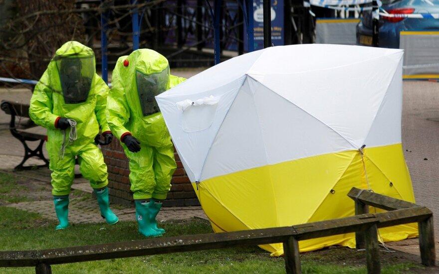 Sergey Skripal poisoning investigation