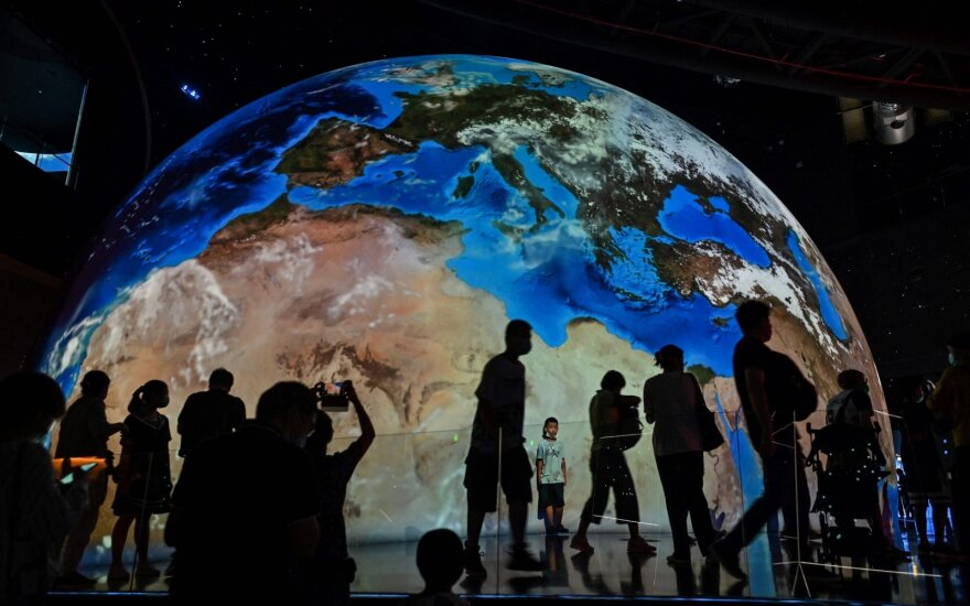 Kur geriausia žmonėms bus gyventi, jei įvyktų civilizacijos griūtis?