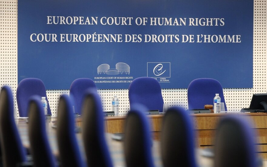 ECHR report criticises Lithuania over poor prison conditions, gender reassignment and Paksas