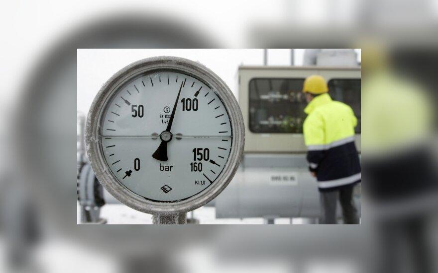 """ES: """"Gazprom"""" ir """"Naftogaz"""" sujungimas – Rusijos ir Ukrainos vidaus reikalas"""