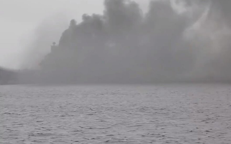 Degantis Admiral Kuznecov