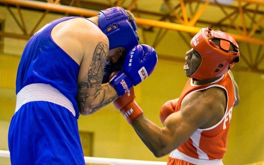 Dano Pozniako bokso turnyras