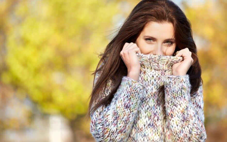 Gudrybė, kad vilnonis megztinis negraužtų
