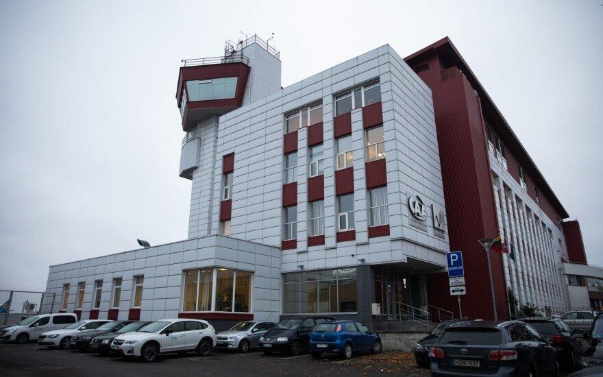 """""""Oro navigacija"""" visus skrydžius Lietuvoje valdys nuotoliniu būdu"""