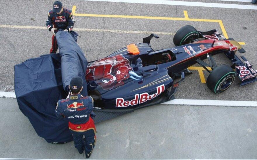 """""""Toro Rosso STR5"""" bolidas"""